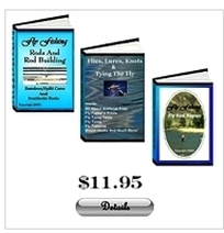 Fly fishing ebook covers